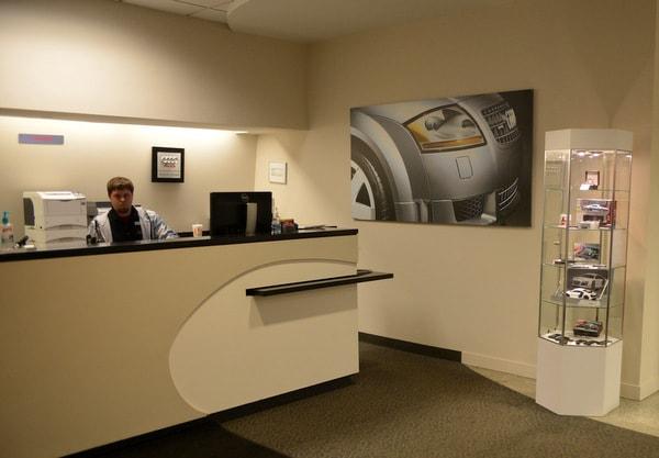 Audi Plano Parts Center
