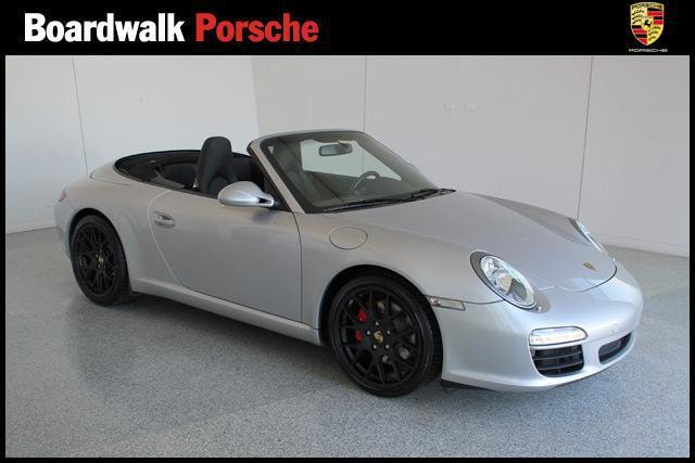 2010 Porsche 911 Carrera Convertible