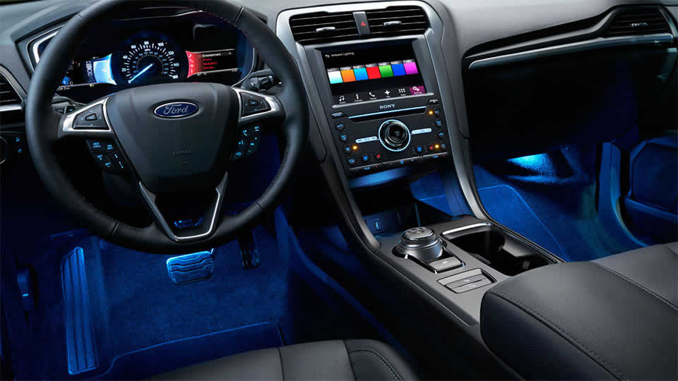 Test Drive The 2016 Ford Fusion ...