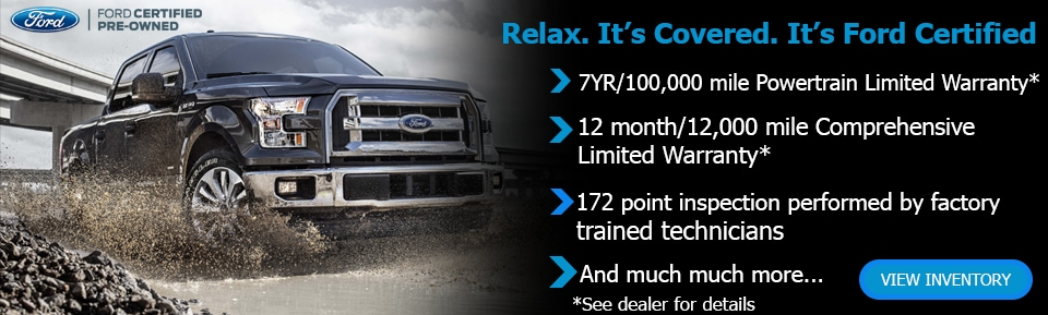 Certified Pre-Owned Ford Vehicles Overland Park Kansas  sc 1 st  Bob Allen Ford & Ford Certified Pre-Owned Vehicles in Overland Park KS | Bob Allen ... markmcfarlin.com