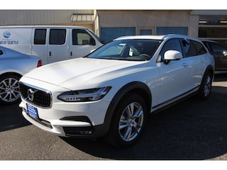 New 2018 Volvo V90 Cross Country T5 AWD Wagon J1014371 in Seattle, WA
