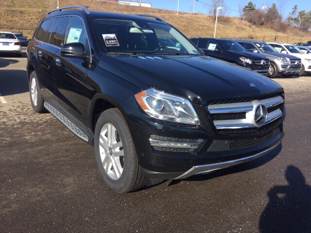 New 2016 mercedes benz gl class for sale pittsburgh pa for 2016 mercedes benz gl450 4matic