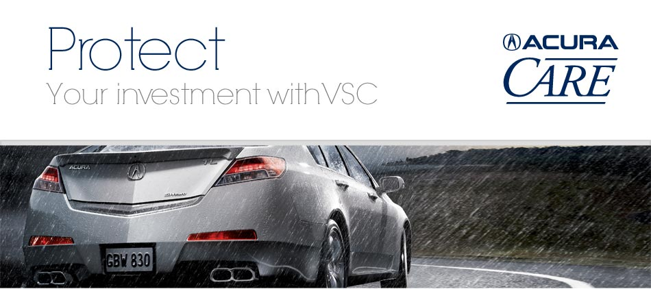 Acura Vehicle Service Contract - Mechanicsburg, Harrisburg, Pa