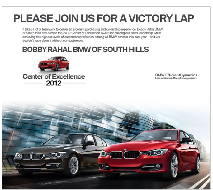 Bobby Rahal BMW Of South Hills