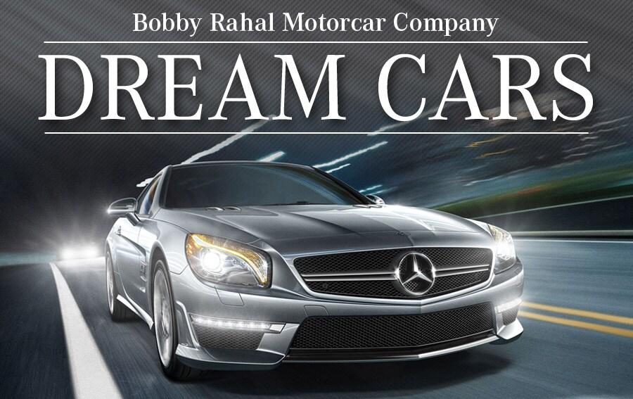 Bobby Rahal Mercedes >> Dream Cars   Bobby Rahal Motorcar Company
