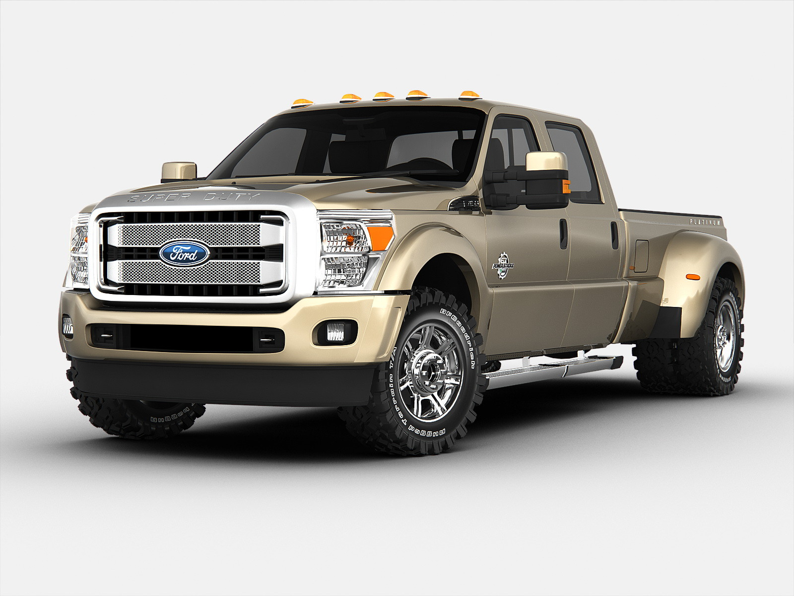 2016 ford super duty performance