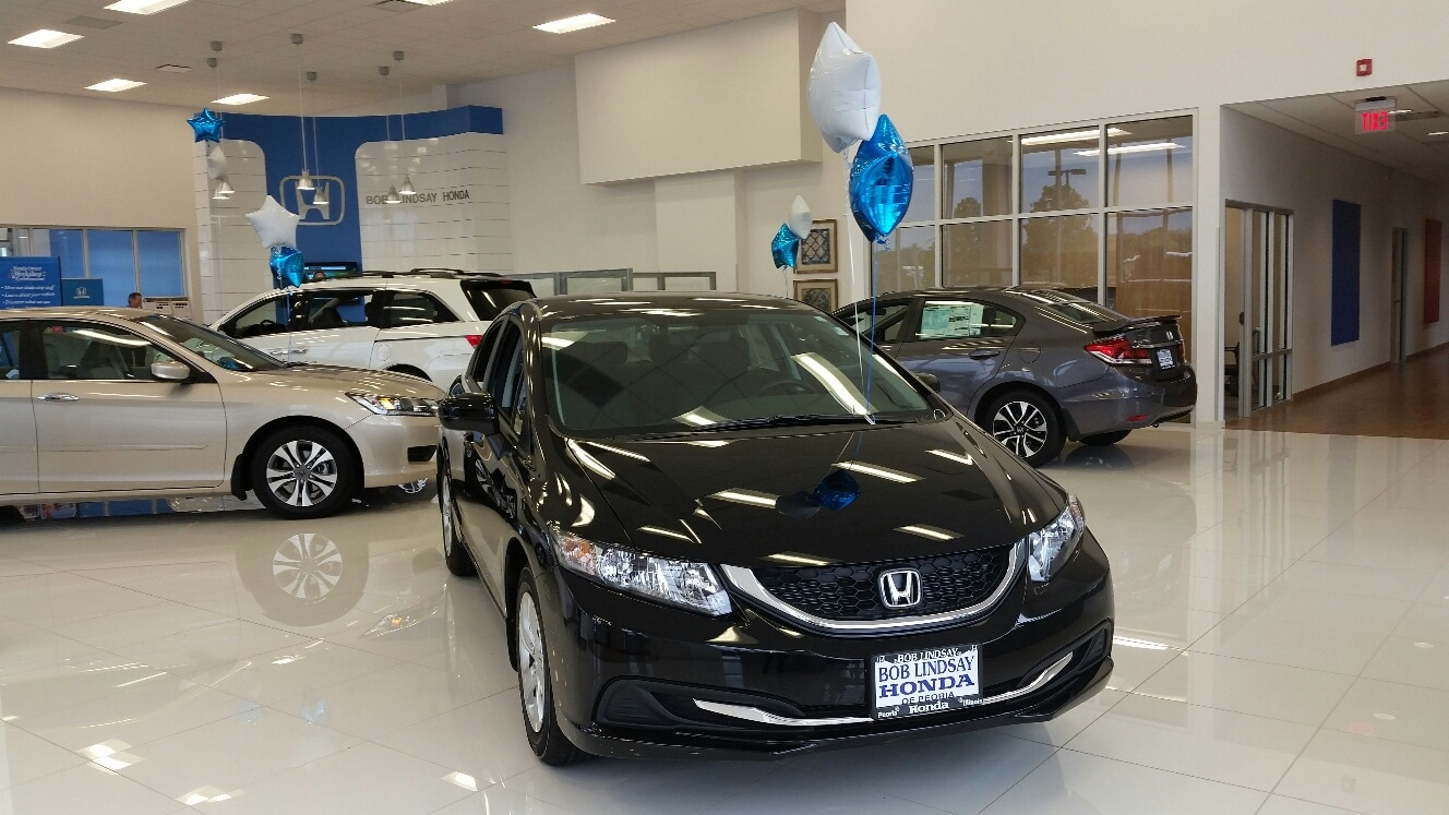 Bob Lindsay Honda | New Honda dealership in Peoria, IL 61615