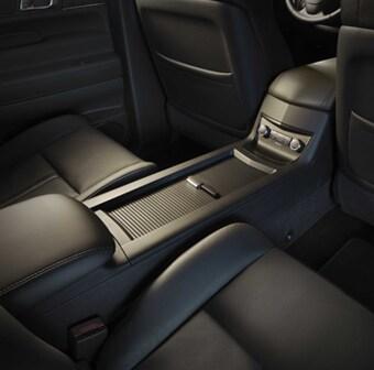 2017 Cadillac MKT interior