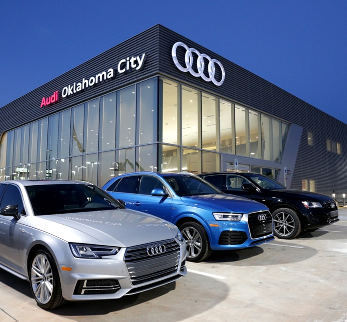 New Audi Dealership In Oklahoma City