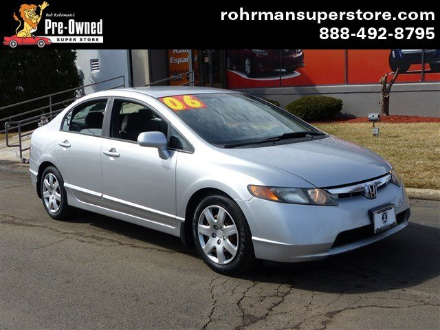 2006 Honda Civic LX Thank you for choosing the Bob Rohrmans Pre-Owned Superstore as one of your c