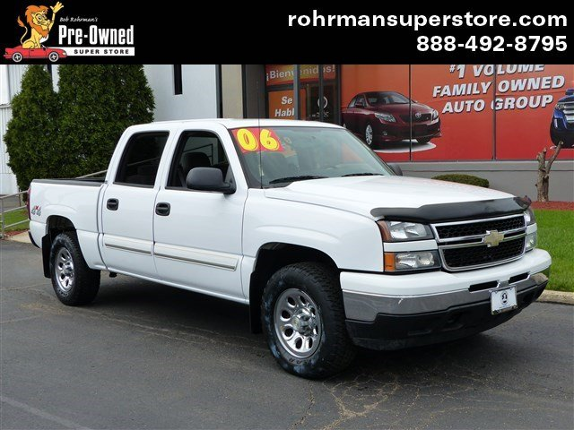 2006 Chevrolet Silverado 1500 LS Thank you for choosing the Bob Rohrmans Pre-Owned Superstore as