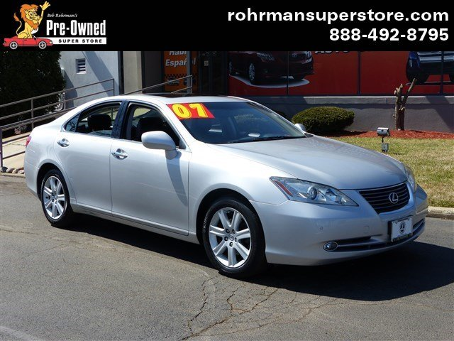 2007 Lexus ES 350 Thank you for choosing the Bob Rohrmans Pre-Owned Superstore as one of your car