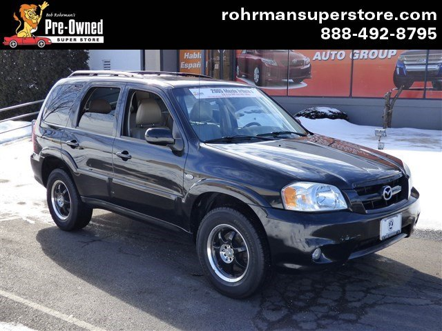 2005 Mazda Tribute s Thank you for choosing the Bob Rohrmans Pre-Owned Superstore as one of your