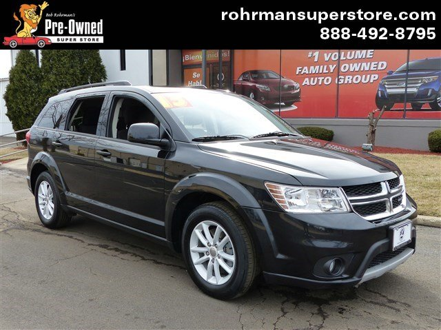 2013 Dodge Journey SXT Thank you for choosing the Bob Rohrmans Pre-Owned Superstore as one of you