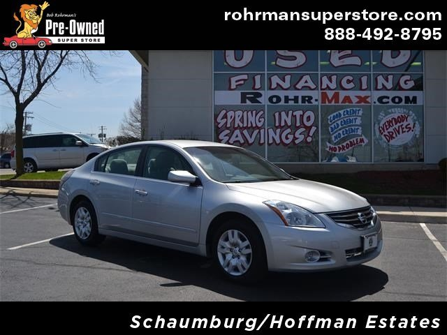 2011 Nissan Altima 25 S Carfax One Owner Priced Below the Market This 2011 ALMOST NEW Nissan Al