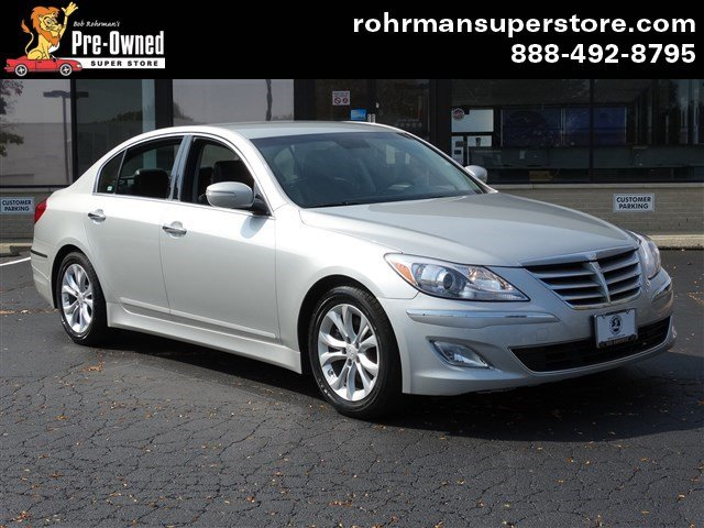 2013 Hyundai Genesis 38  ONE OWNER SUPER SHARP GENESIS IF YOU HAVE NEVER DRIVEN ONE OF THESE CA
