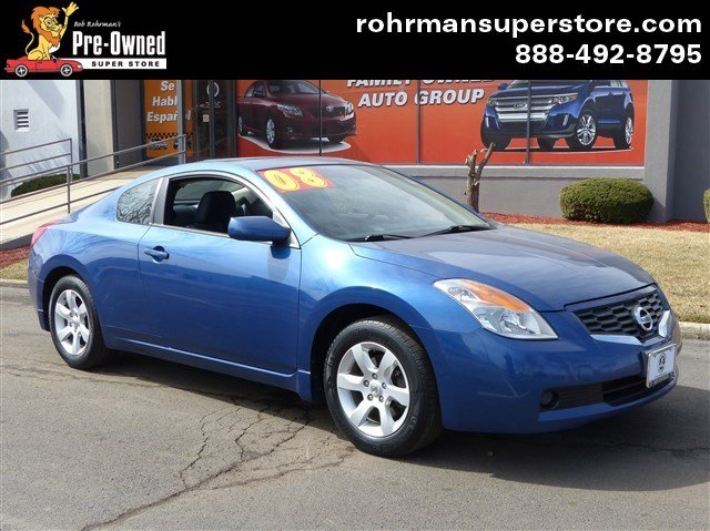 2008 Nissan Altima 25 S Thank you for choosing the Bob Rohrmans Pre-Owned Superstore as one of y