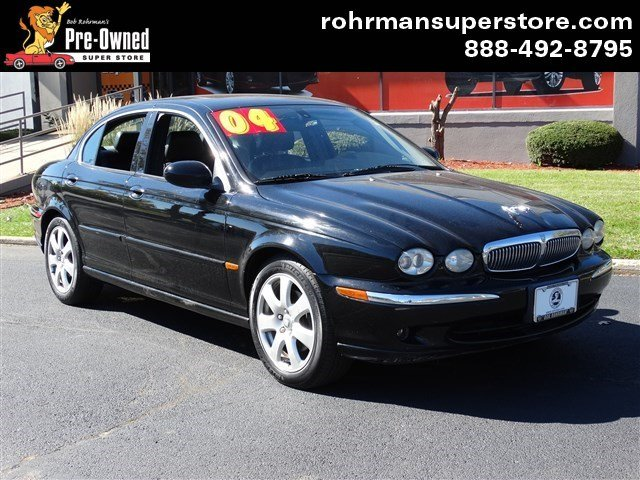 2004 Jaguar X-TYPE 30  ALL WHEEL DRIVE  SUN ROOF LEATHER HEATED SEATS GOOD TIRES WINTER RE