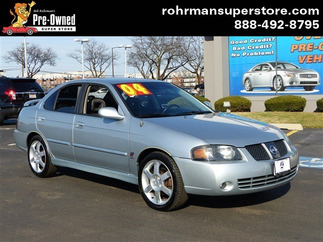 2004 Nissan Sentra SE-R Spec V Thank you for choosing the Bob Rohrmans Pre-Owned Superstore as on