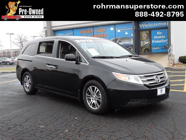 2012 Honda Odyssey EX Thank you for choosing the Bob Rohrmans Pre-Owned Superstore as one of your