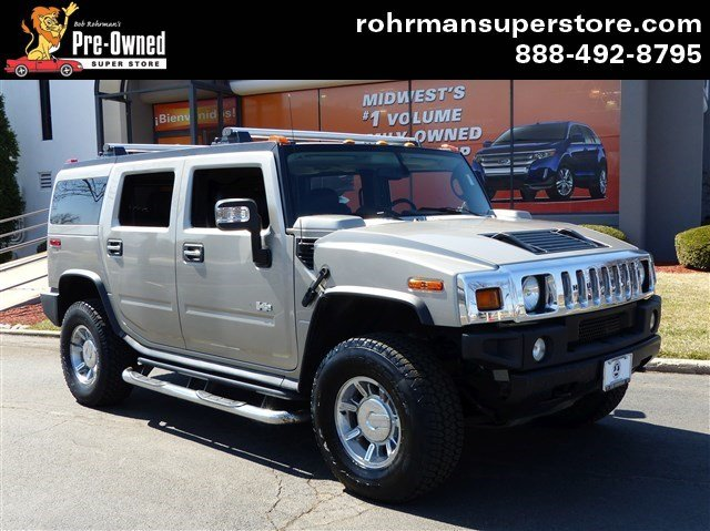 2006 HUMMER H2 SUV Thank you for choosing the Bob Rohrmans Pre-Owned Superstore as one of your ca