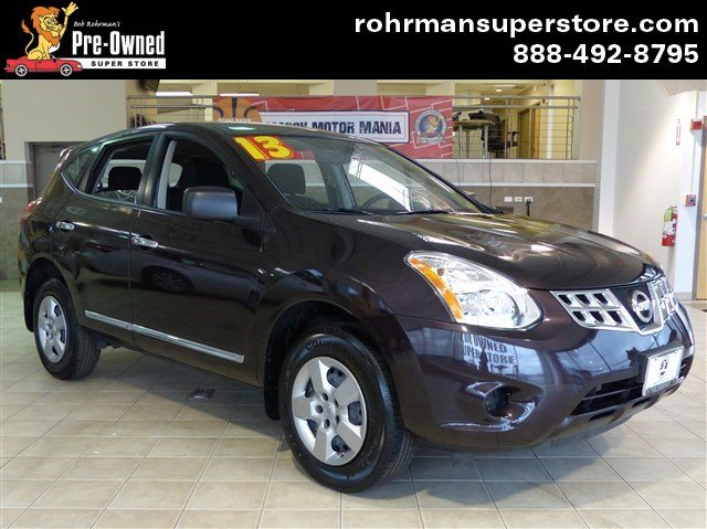 2013 Nissan Rogue S Thank you for choosing the Bob Rohrmans Pre-Owned Superstore as one of your c