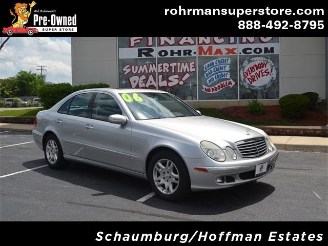 2006 Mercedes E-Class 35L PRICED BELOW MARKET THIS E-Class WILL SELL FAST This 2006 Mercedes-B