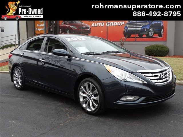 2013 Hyundai Sonata GLS Thank you for choosing the Bob Rohrmans Pre-Owned Superstore as one of you