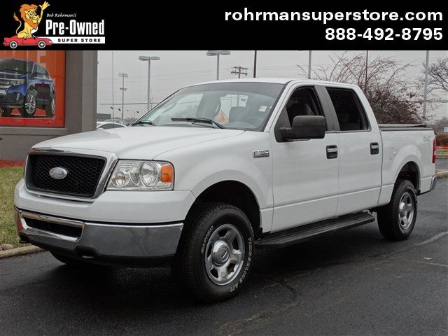 2007 Ford F-150 SuperCrew XLT Thank you for choosing the Bob Rohrmans Pre-Owned Superstore as one