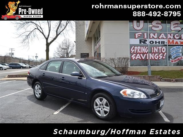 2007 Chevrolet Impala LS -CARFAX ONE OWNER- PRICED BELOW MARKET THIS Impala WILL SELL FAST This