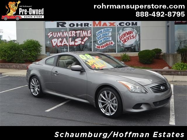 2008 Infiniti G37 Journey A5 PRICED BELOW MARKET THIS G37 Coupe WILL SELL FAST This 2008 Infi