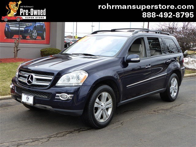 2007 Mercedes GL-Class Base Thank you for choosing the Bob Rohrmans Pre-Owned Superstore as one o