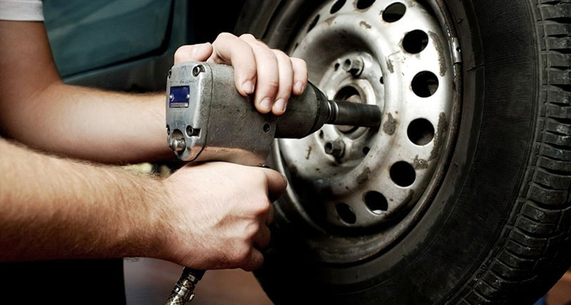 tire auto service