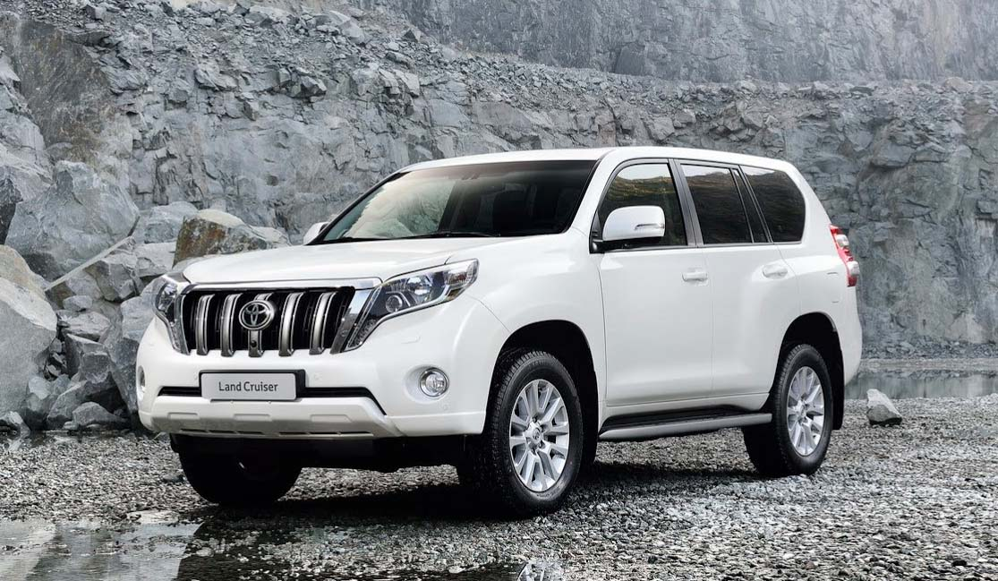 Boch Toyota | The 2014 Toyota Land is Cruiser Paving the Way for SUV?