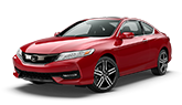 New Honda Accord Coupe