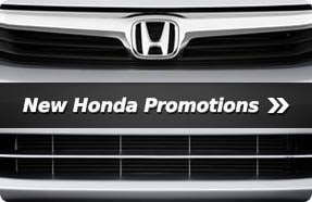New Honda Promotions
