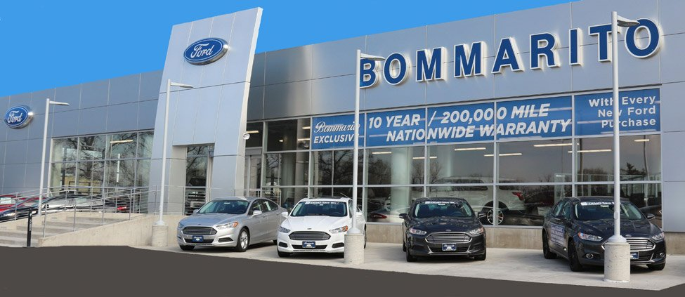 AboutBommaritoFord2.jpg & Award-Winning Ford Dealership | Hazelwood u0026 St. Louis MO markmcfarlin.com