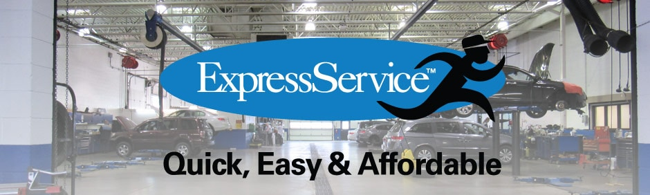 Honda Express Service™ is quick, easy, and affordable