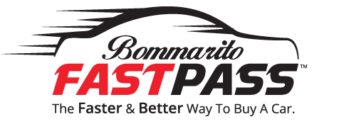 Bommarito Fast Pass logo