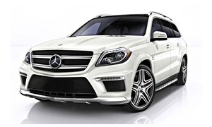 Used Mercedes SUV in Calgary
