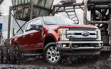 2017 Ford Super Duty Tougher The