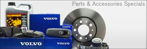 Volvo Parts & Accessories Online | Danvers, MA