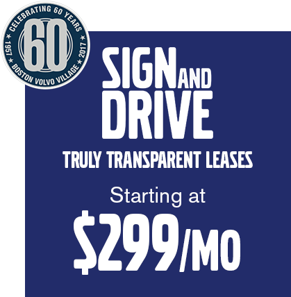 Truly Transparent Sign And Drive Leases
