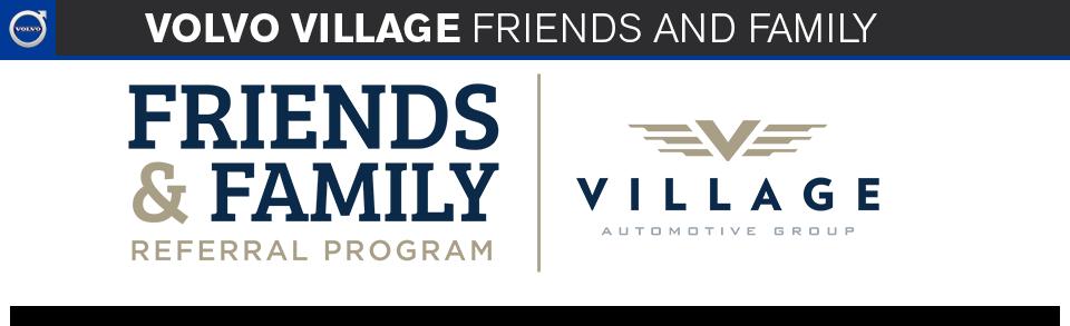 Friends and Family Referral Program | Boston Volvo