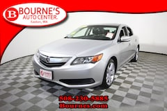 2015 Acura ILX 2.0L w/Leather,Sunroof,Heated Front Seats, And Bac Sedan