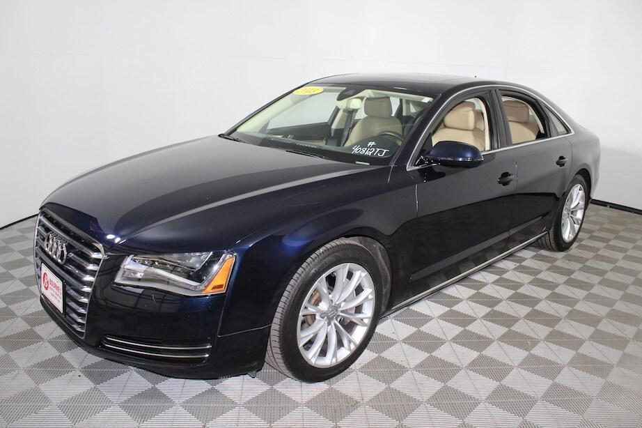 Used 2013 Audi A8, $33990