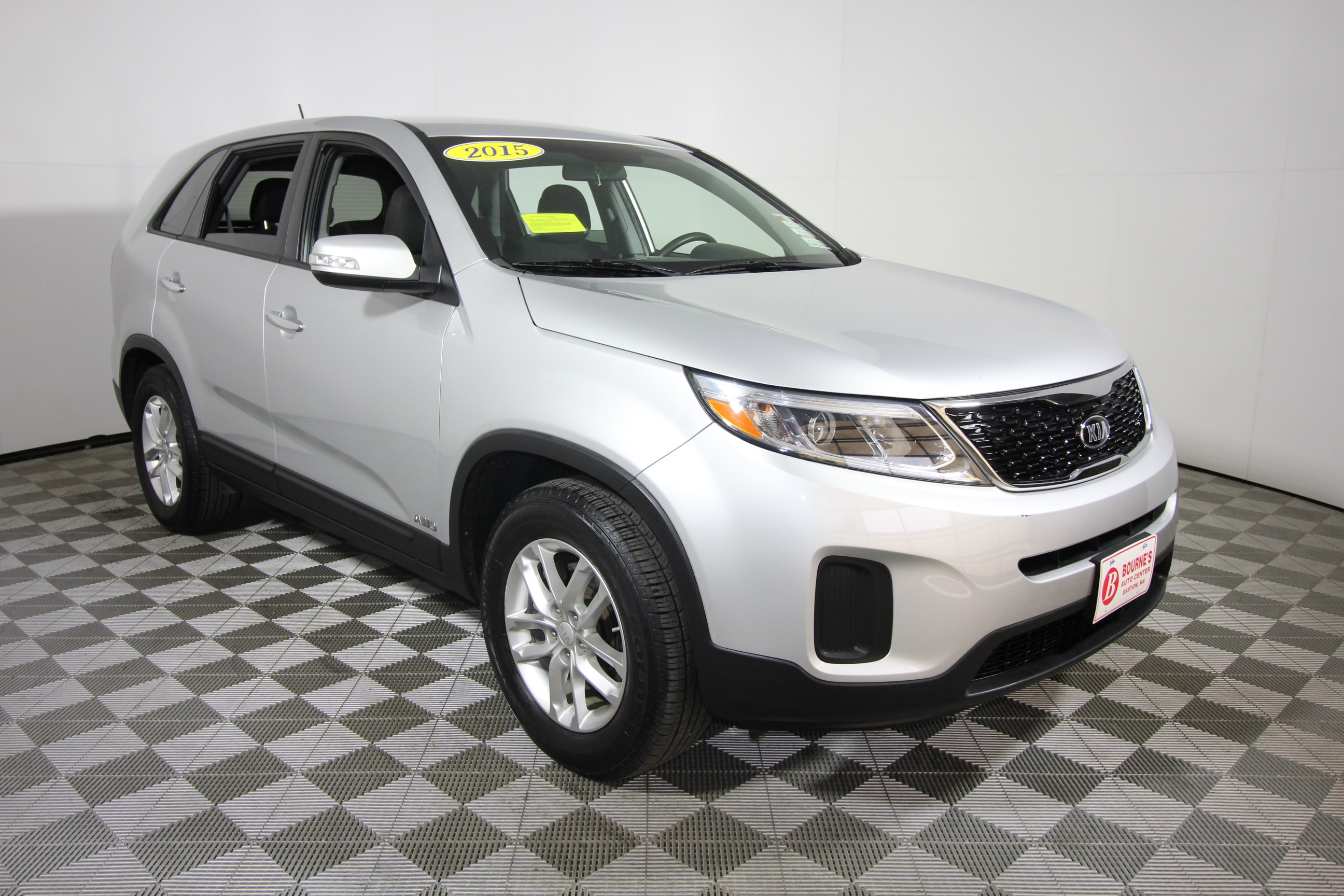 2015 kia sorento used 16490. Black Bedroom Furniture Sets. Home Design Ideas