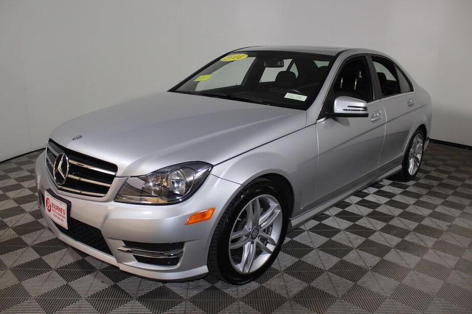 Used 2014 Mercedes-Benz C250, $18790