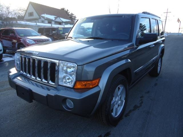 2008 Jeep Commander Limited ...