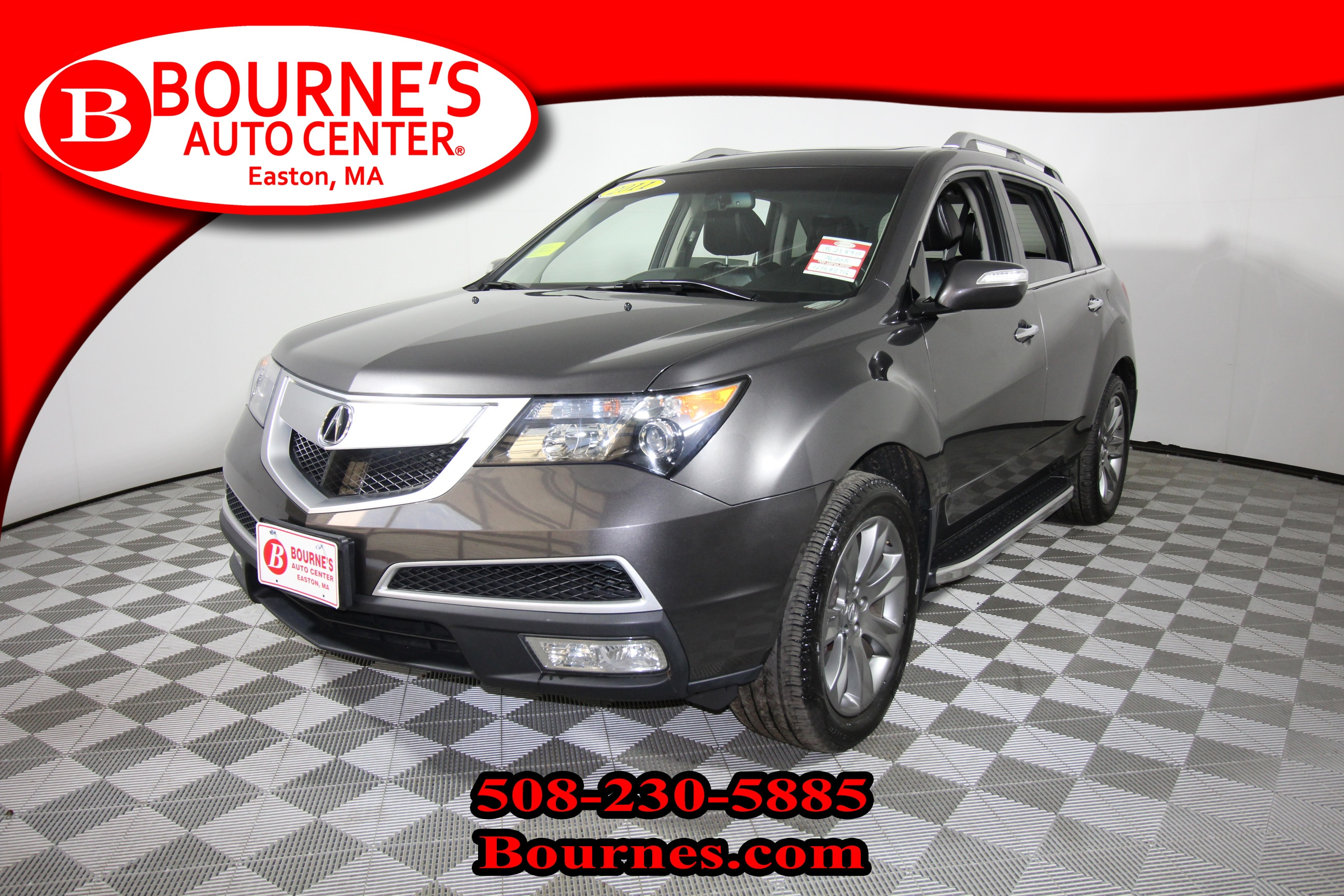 2011 Acura MDX Advance Package w/ Navigation,Leather,Sunroof,Heat SUV